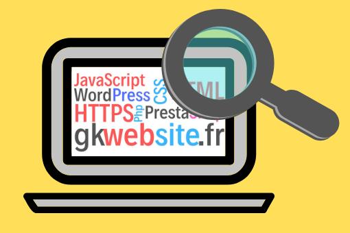 Infographie gkwebsite.fr seo