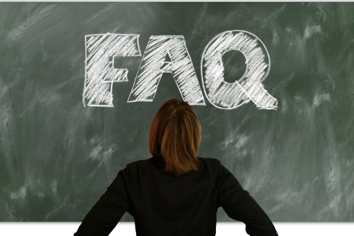 Infographie SEO et foire au questions FAQ gkwbsite.fr