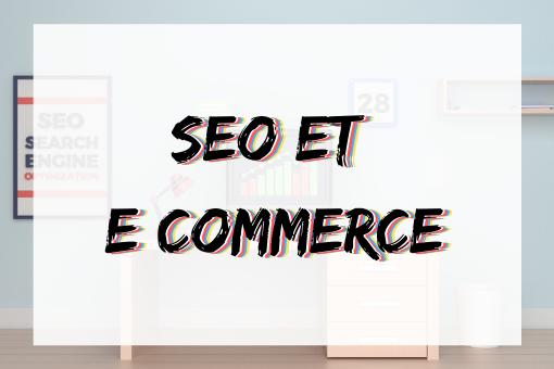 Infographie SEO et e-commerce gkwebsite.fr