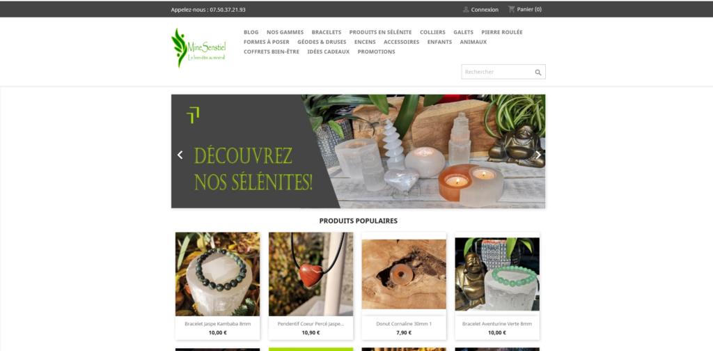 Création site e-commerce | GKwebsite